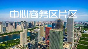 滨海新区中心商务片区